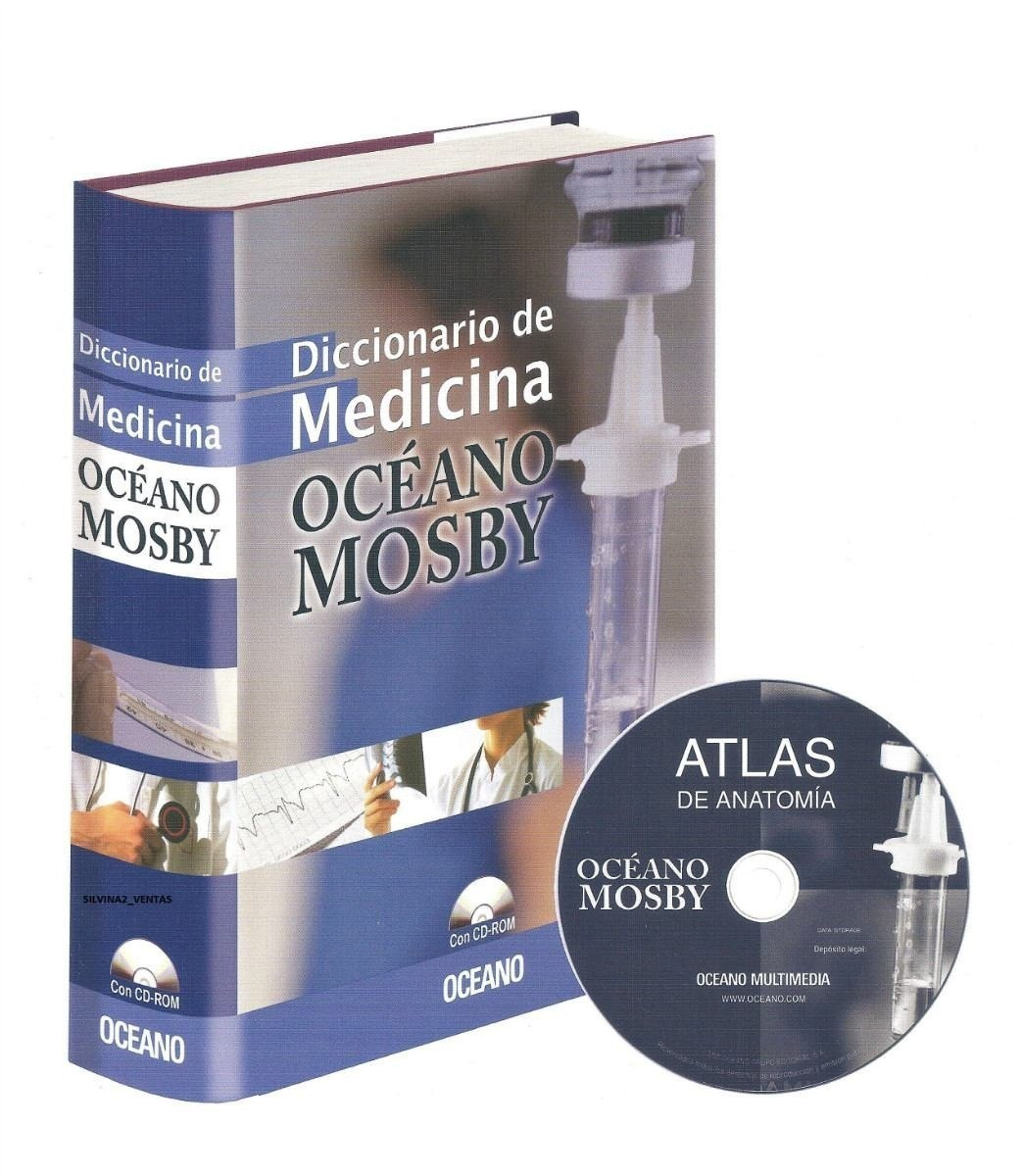 Diccionario de Medicina Mosby con CDROM - Medicina